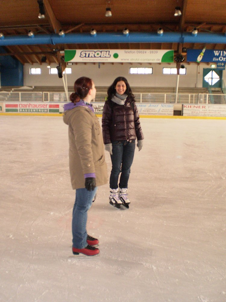 Eislaufen Amberg